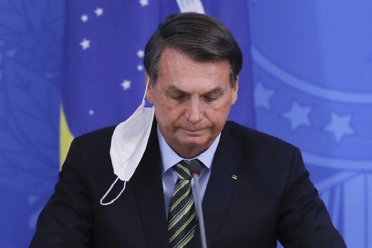 Brazil president Jair Bolsonaro challenges critics of Hydroxy Chloroquine