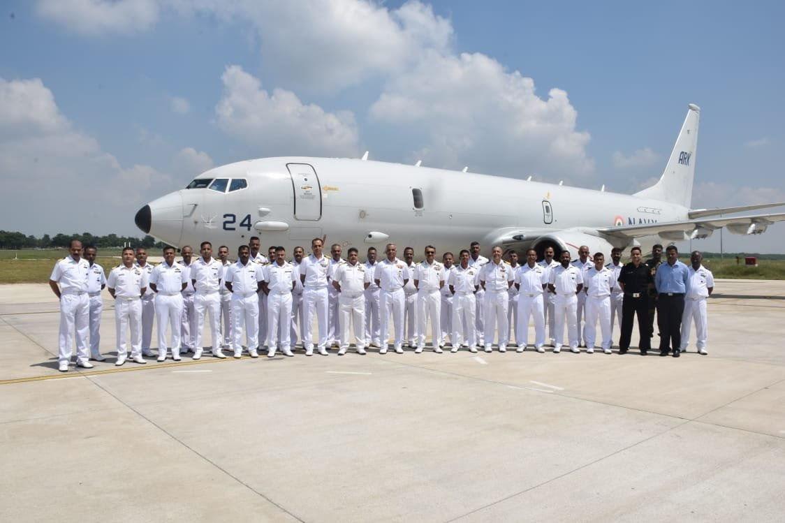 Indian Navy More Powerful with P8Is