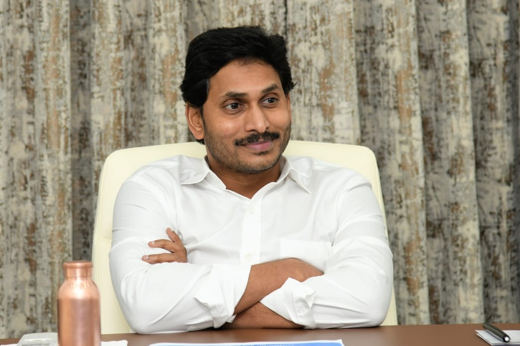 CM Jagan comments on TDP Chief Chandrababu