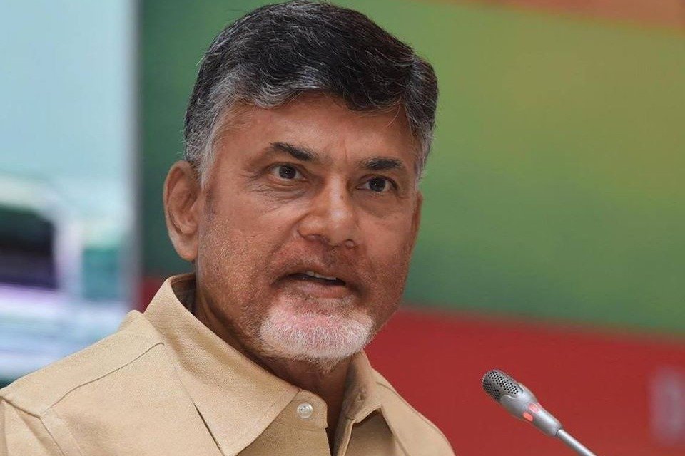 Chandrababu urged people of Hyderabad please stay at home until this deluge is over