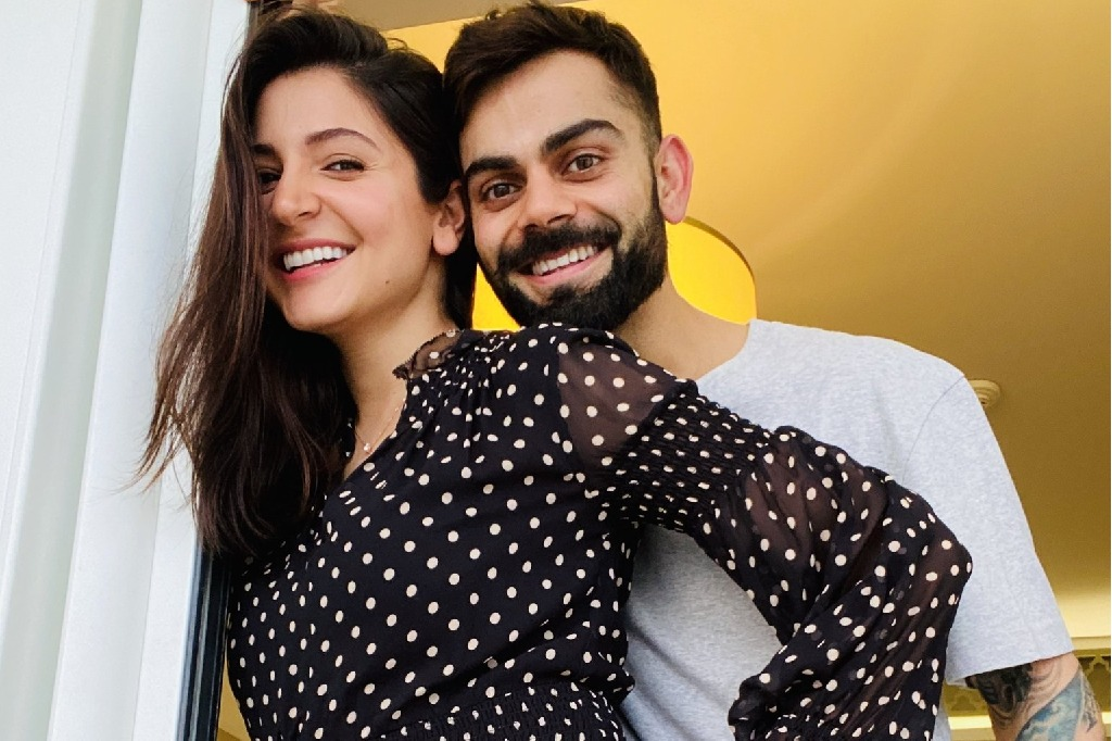 Pics Of Us OK No Photos Of Baby Please Virat Anushka Request to papparazi