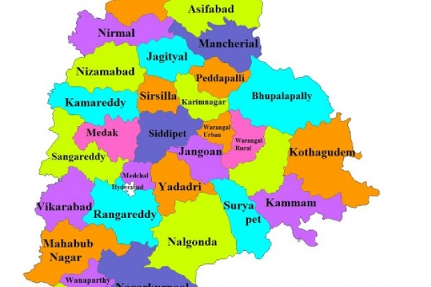 Today Telangana Formation day
