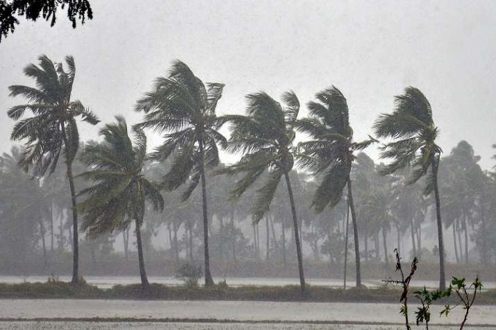 IMD warns 3 districts of AP on heavy rains