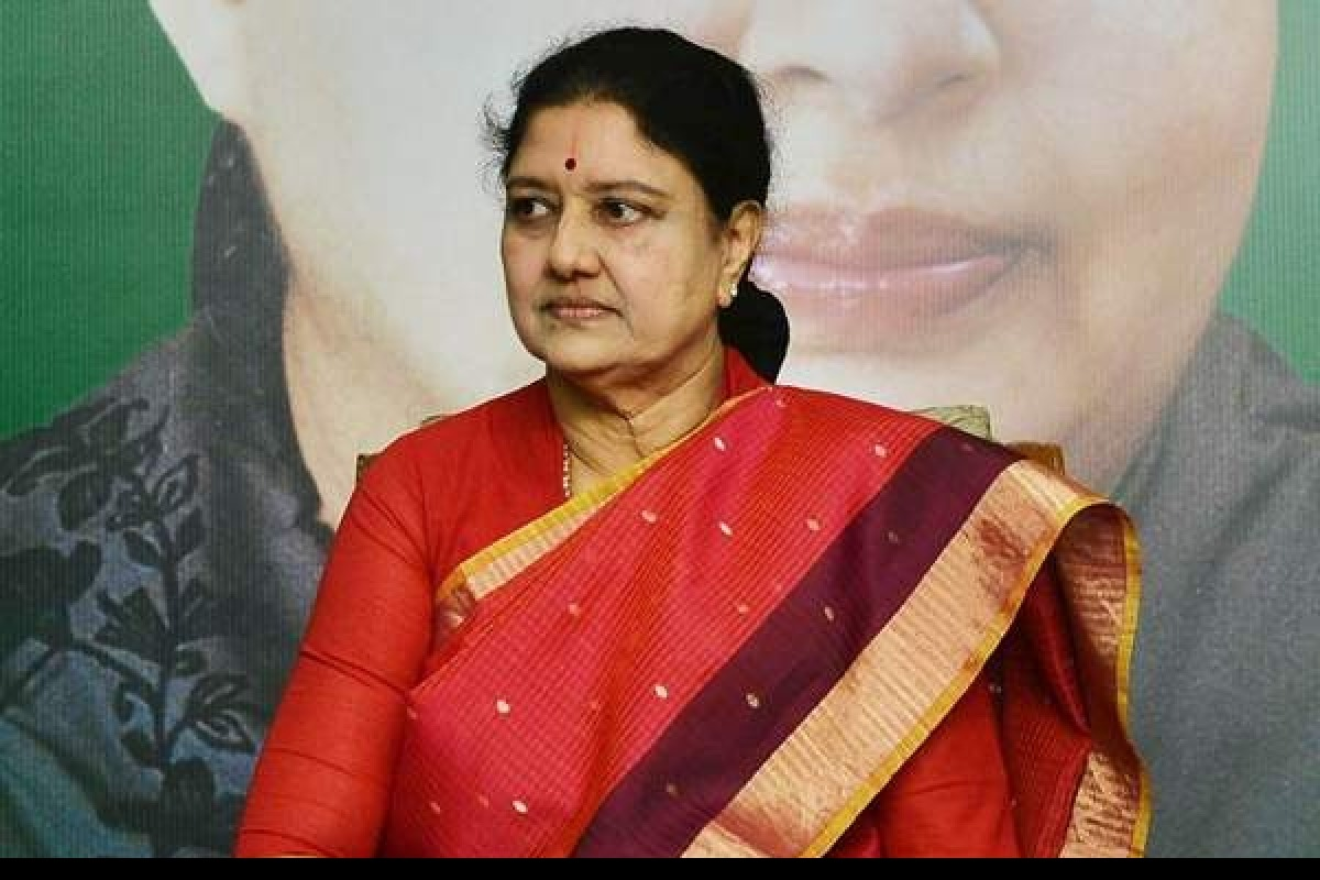 There is no place for Sasikala in our party says AIADMK