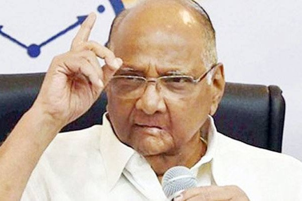 Rahul has to take charge of Cogress suggests Sharad Pawar