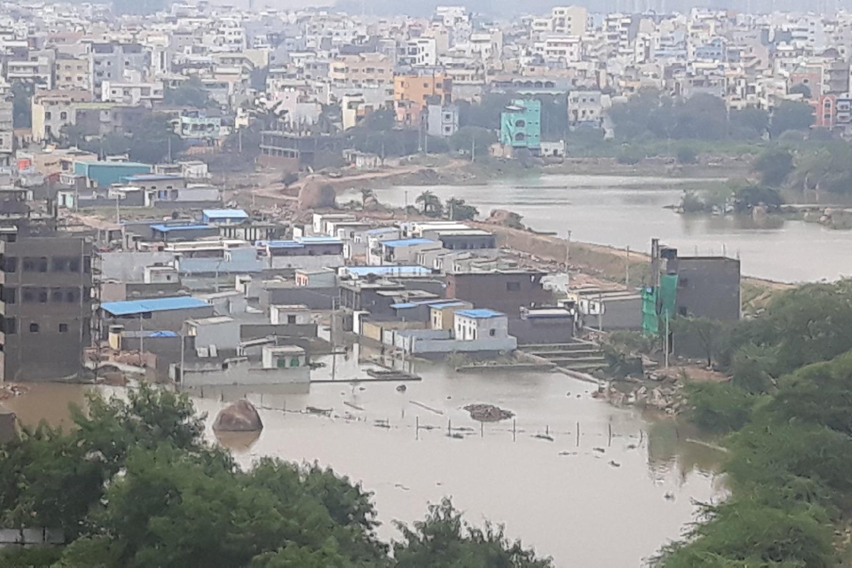Hetero Drugs announces ten crore rupees for flood relief in Hyderabad