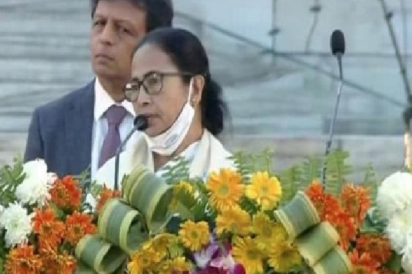 Mamata Angry Over Jai Shriram Chants