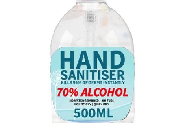 SEB caught 144 sanitiser drinking people