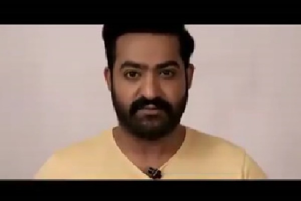 Fan pays NTR challan for over speed