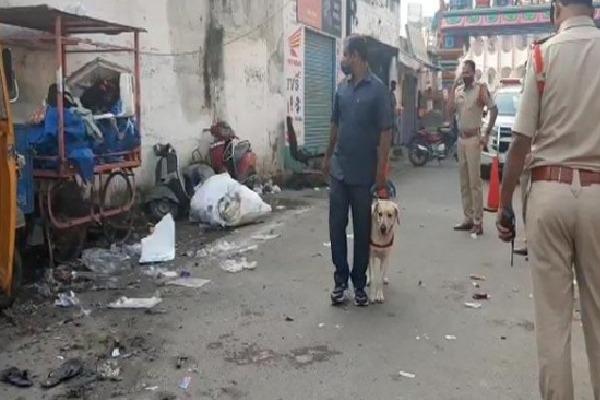 Blast Near Secunderabad Temple