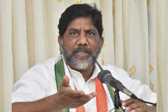 Minister Jagadish Reddy is a dummy says Bhatti Vikramarka