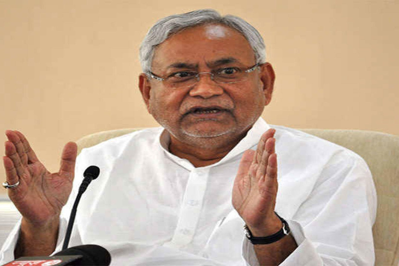 If Sushant Rajputs Father Wants we Can Recommend CBI Probe says Nitish Kumar