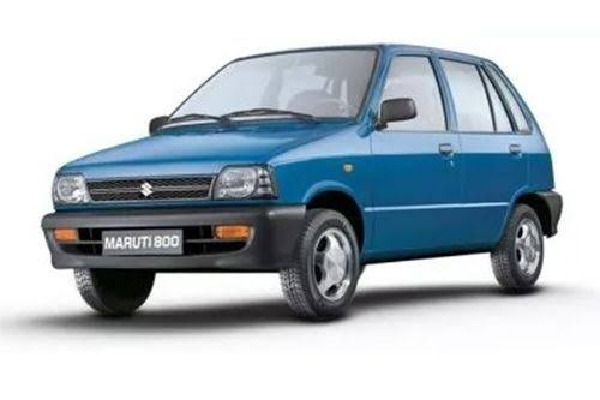 Speculations raises as Maruti will be brought 800 model