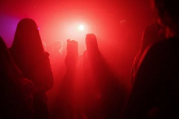Police busted Rave Party at a star hotel in Hyderabad