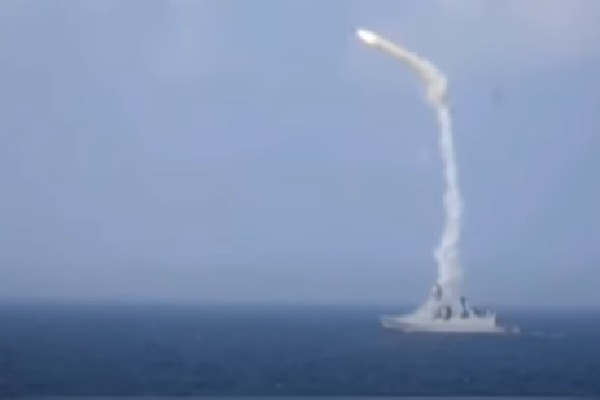 Brahmos Test Fired Video Goes Viral
