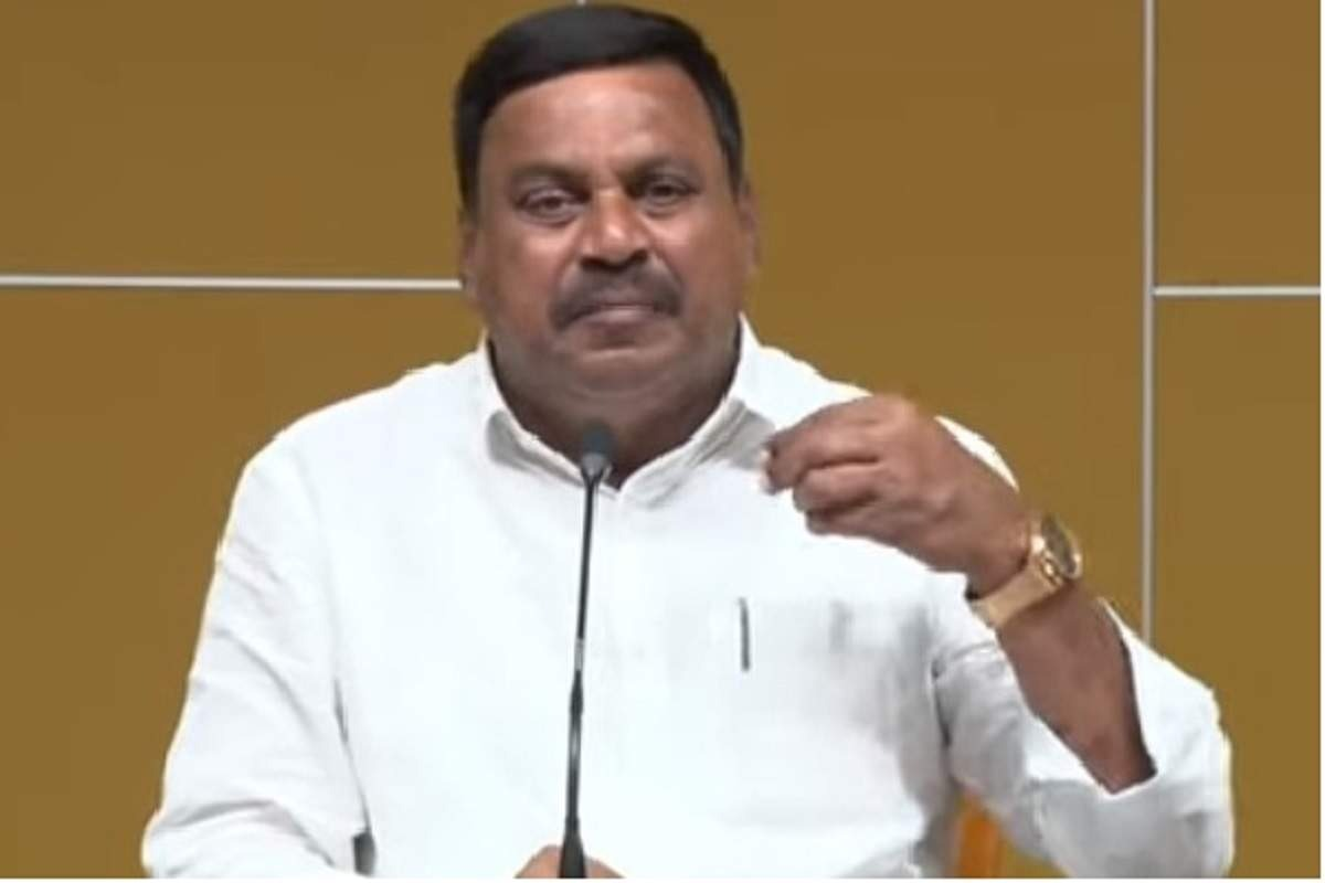 TDP MLC Bachula Arjunudu tests Corona positive for second time