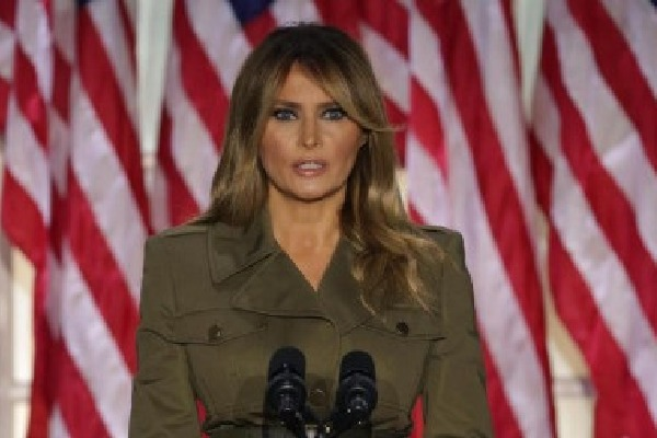 Melania Wants to Accept Her Husbend Defete