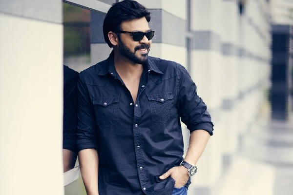 Venkatesh plays college lecturer role