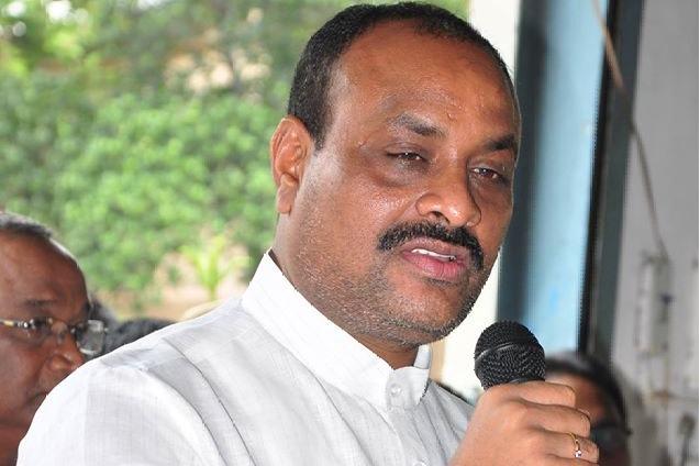 Atchannaidu bail plea will be hearing on July First