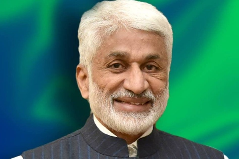 YSRCP strength increased with the joining of Vasupalli says Vijayasai Reddy