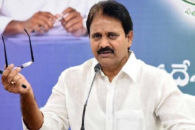 Mopidevi Venkataramana slams TDP Chief Chandrababu on BC issue