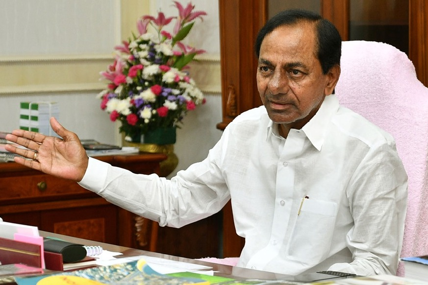 Some anarchist forces are inciting religious hatred says KCR