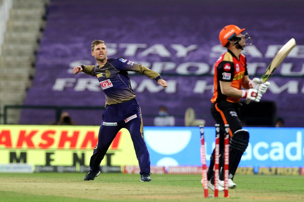 Sunrisers lost to KKR in super over