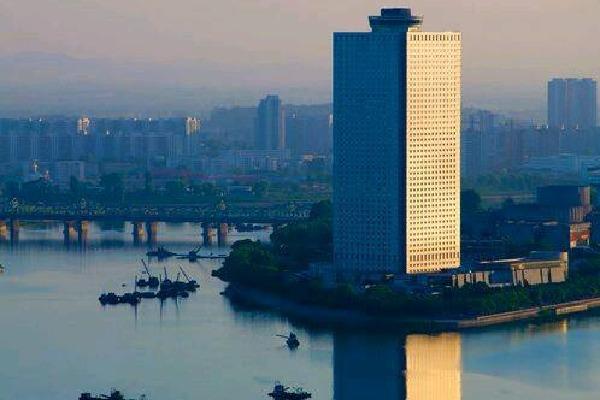 Mystery of North Korea hotel