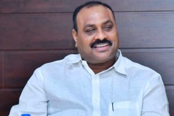 atchannaidu writes letter to jagan