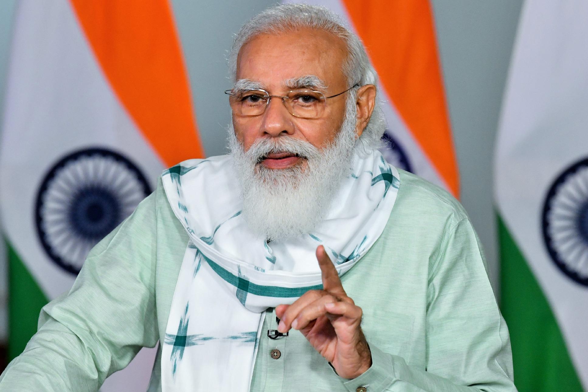 PM Modi inaugurates Bengaluru Tech Summit