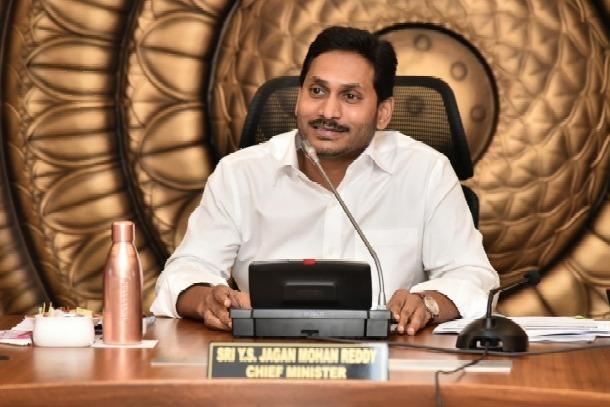 CM Jagan tells about village secretariat system