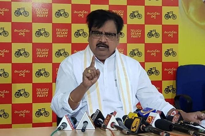 Varla Ramaiah fires on Sajjala Ramakrishna Reddy