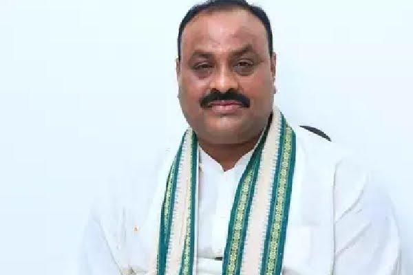 Atchannaidu slams YCP government over Panchayat elections