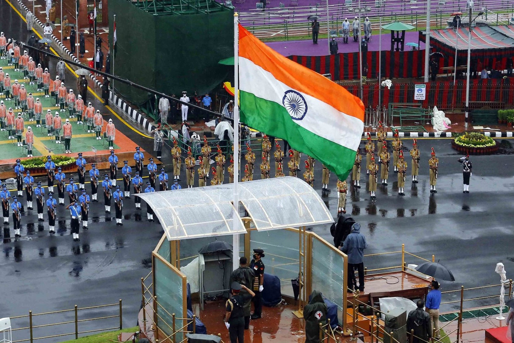 Four thousand more invitees of Independence day celebrations in Delhi