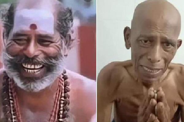 Tamil comedian Thavasi seeks help