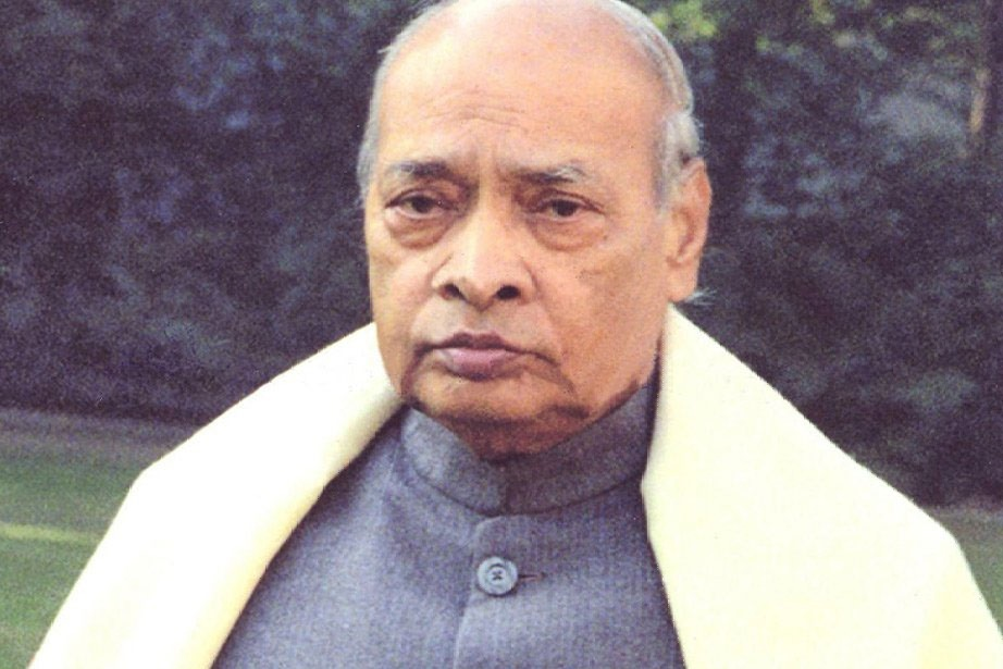PV Narasimha Rao all off sudden elected as PM
