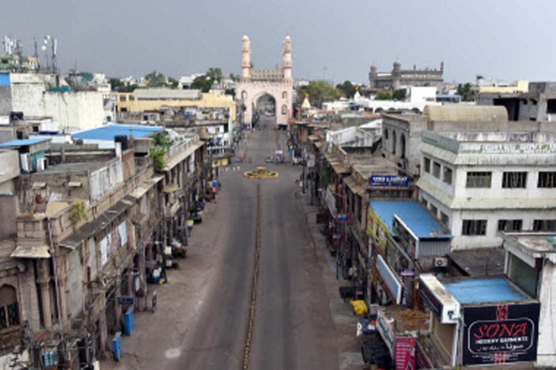 8 Corona high risk zones recognised in Hyderabad
