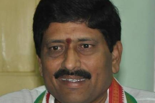 APCC Vice President Adiraju dead
