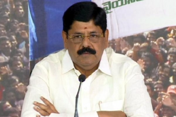 Anam Rama Narayana Reddy fires on Nellore district officials