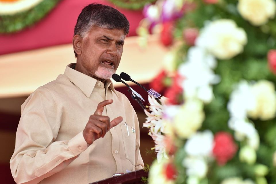 TDP National President Chandrababu comments on Amaravati