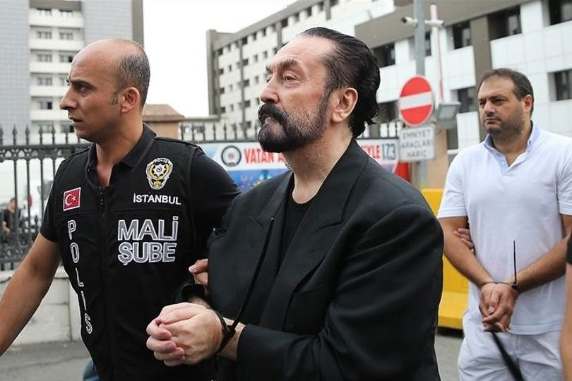 Turkish religious cult leader Adnan Oktar jailed for 1075 years for sex crimes