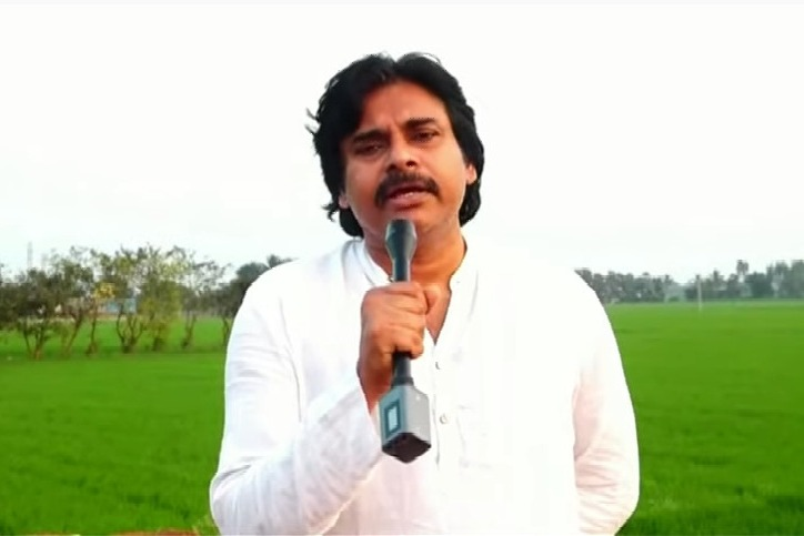 Pawan Kalyan asks CM Jagan to implement EWS in AP