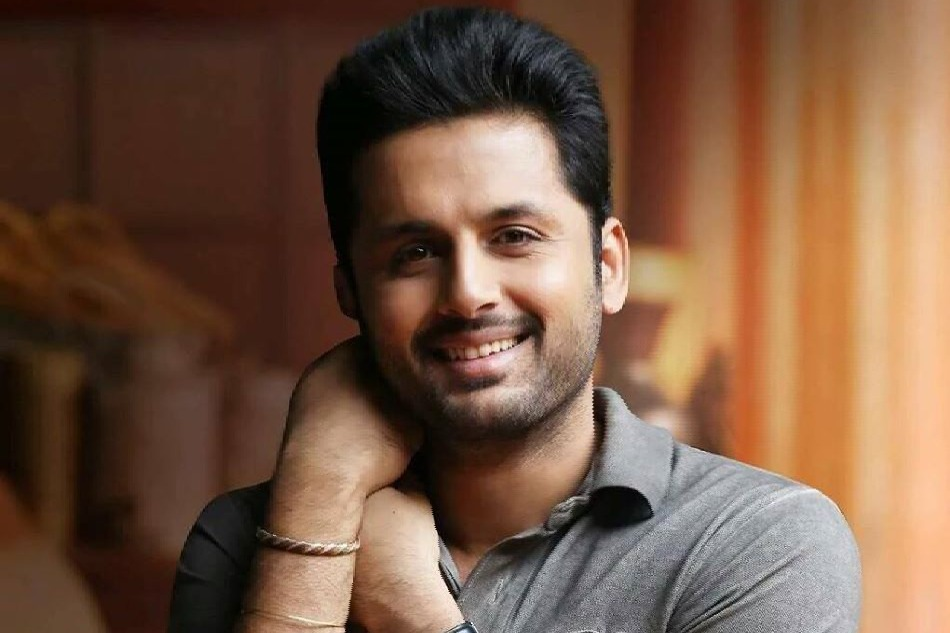 Nithin doing duel roles in his latest