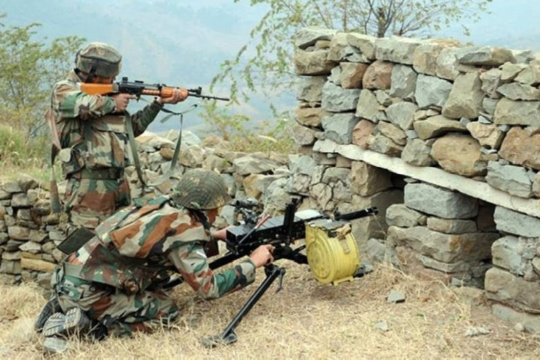 Three militants killed in Major infiltration bid foiled in Jammu