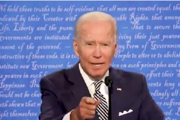 US presidential candidate Joe Biden conveys his wishes as Navaratri begins