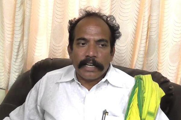 Jagan is iron leg says Jawahar