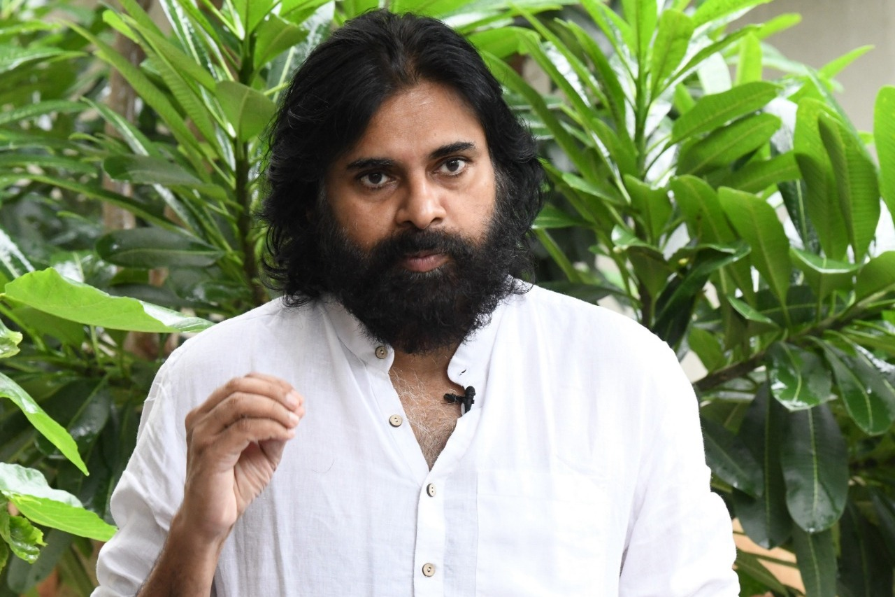Pawan Kalyan wishes on Andhra Pradesh day