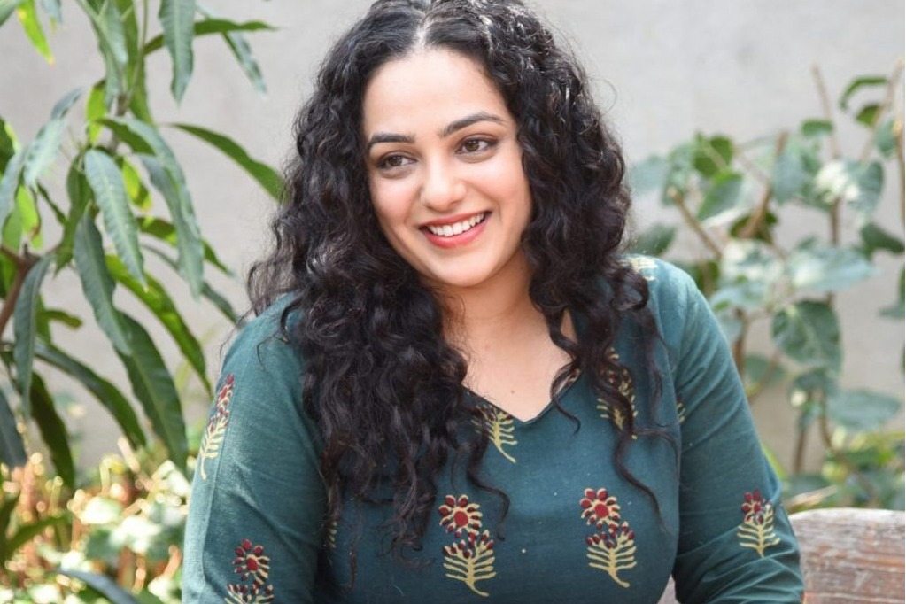 Actress Nitya Menen response on body shaming
