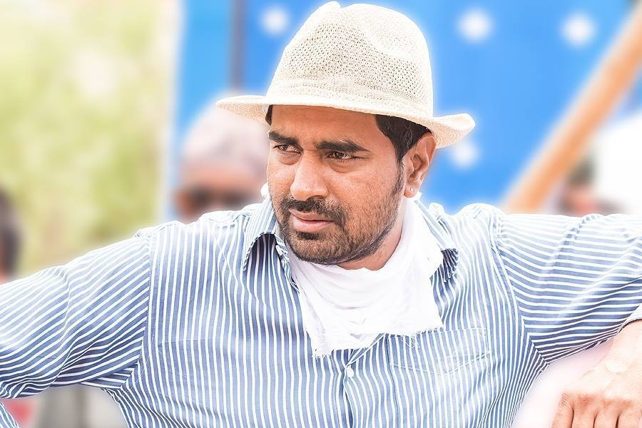 Krish latest movie title fixed