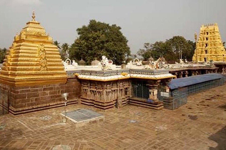 Srisailam temple to be closed from tomorrow